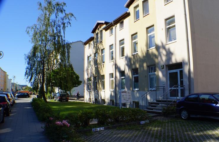 Wohnungsvermietung  Wohnung in der KTV